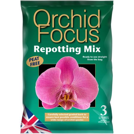 Orchid Focus Repotting Mix 3L - image 1